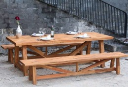 Wisteria Antiqua Dining Table