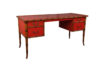 Montego Desk - Tamarillo