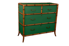 Montego Drawers - Green