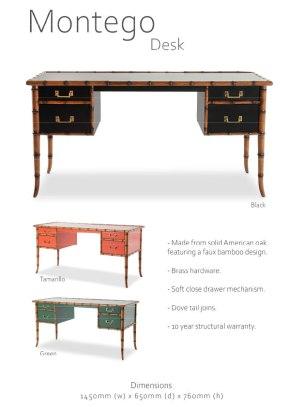 Montego-Desk